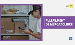 Qué es Fulfillment en MercadoLibre