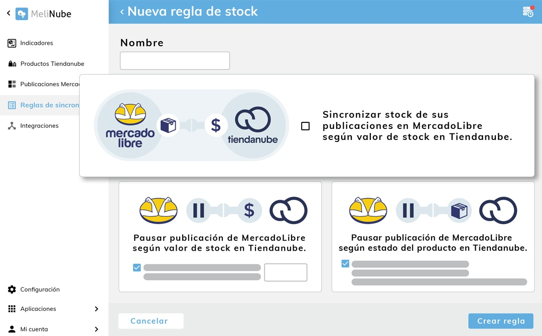 melinube_regla_stock